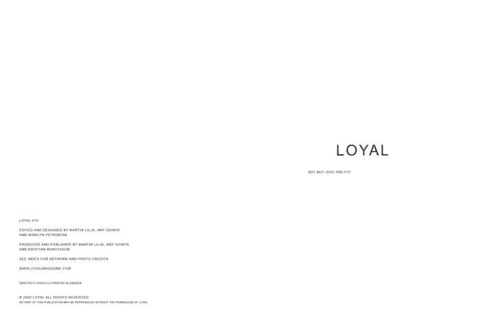 Loyal Magazine
